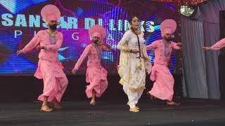 Chakne Ne | Surjit Khan | Sansar Dj Links Phagwara | Punjabi Wedding | Punjabi Culture Performance |