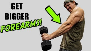 Top 5 Dumbbell Forearm Exercises