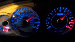 piaggio x9 500 stock acceleration and top speed