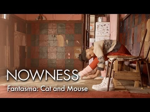 "Fantasma's ""Cat and Mouse"" by Tlhonepho Thobejane"