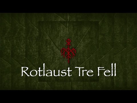 Wardruna - Rotlaust Tre Fell (Lyrics) - (HD Quality)