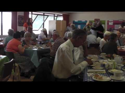 HAODS 60th Anniversary Tea