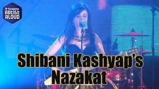Nazakat I Music Day I Songs I Live Performance I Shibani Kashyap I ArtistAloud.com