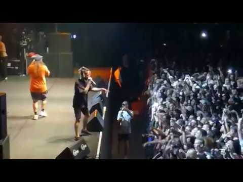 $UICIDEBOY$-NEW CHAINS SAME SHACKLES/LIVE/MOSCOW/RUSSIA/YOTASPACE/14.07.2017