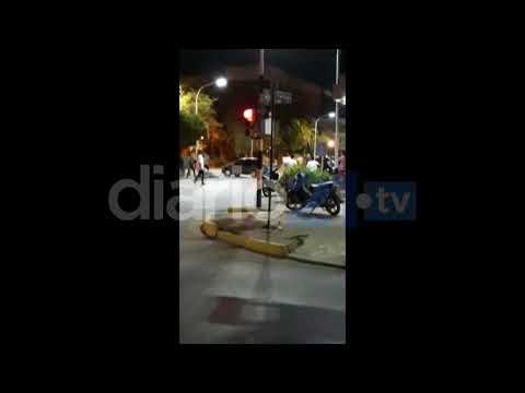 (VIDEO) Batalla campal: Filmaron una brutal pelea de jóvenes y menores