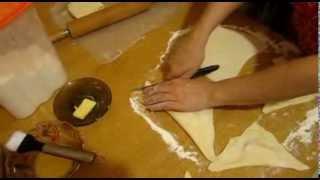 Как приготовить хачапури с сыром. Домашняя рецепт, видео. Легко и просто