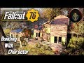 A Cabin With Character | FALLOUT 76 - C.A.M.P. Building Guide