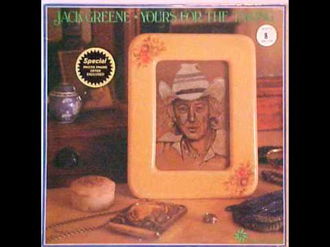 """Jack Greene """"Yours For The Taking"""""""
