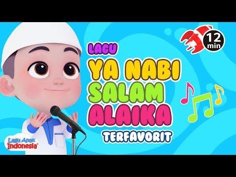 Lagu Anak Islami Terpopuler – Ya Nabi Salam Alaika – Lagu Anak Indonesia