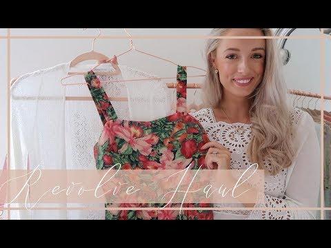 REVOLVE HAUL SUMMER 2018 // Fashion Mumblr