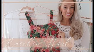 REVOLVE HAUL SUMMER 2018 // Fashion Mumblr
