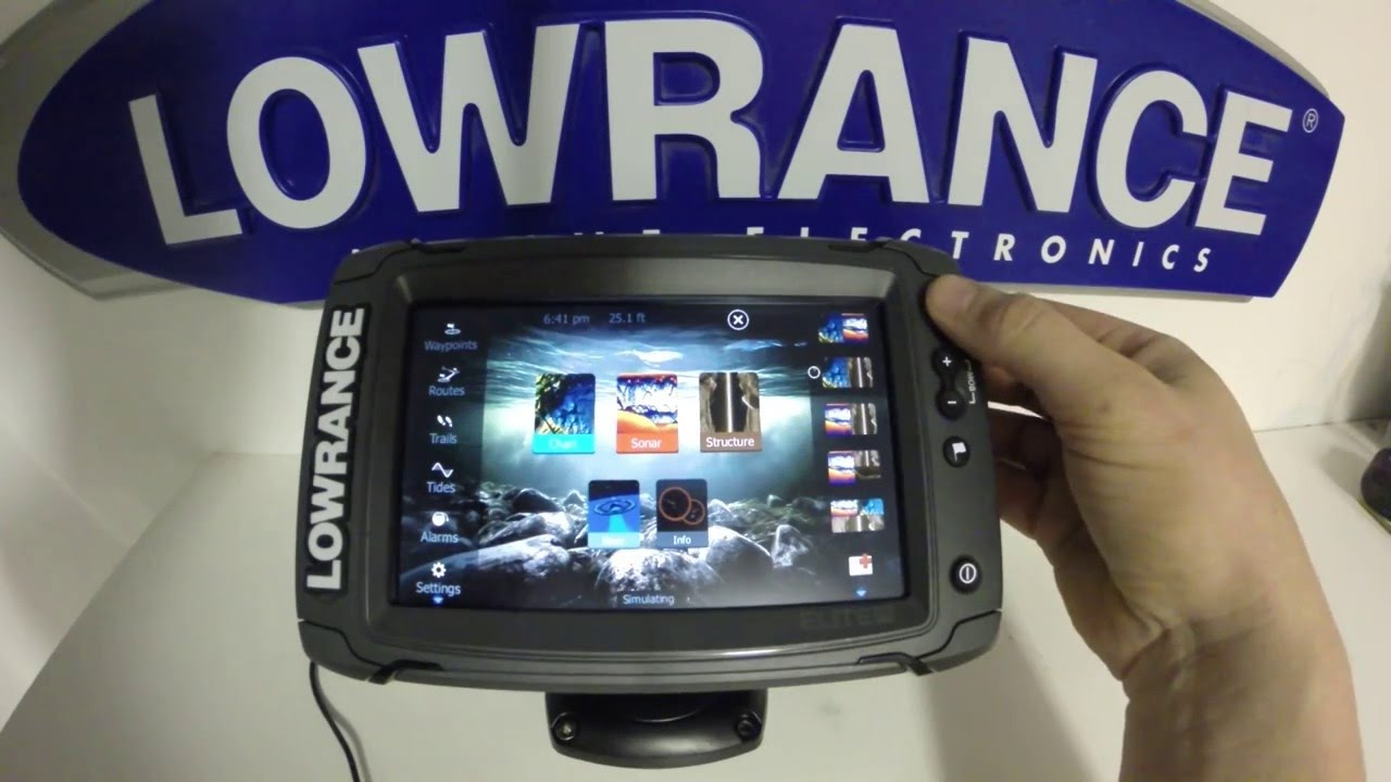 Lowrance Elite 5 Instruction Manual Gallery Form 1040 Instructions Popcorn Machine Wiring Diagrams 7 Ti Pt5 Tips And Tricks Youtube