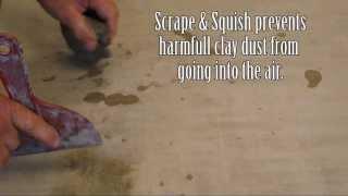 Gambar cover Clay Clean up Scrape & Squish