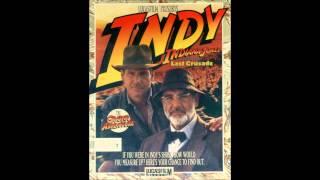 [AMIGA MUSIC] Indiana Jones et la Derniere Croisade :  The Adventure Game  -10-  Saint Graal