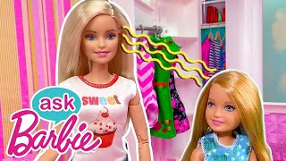 Ask Barbie About Challenges!   Barbie
