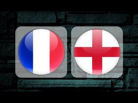 France vs England 2017 International Friendly Highlights HD Full Match 13.06.2017