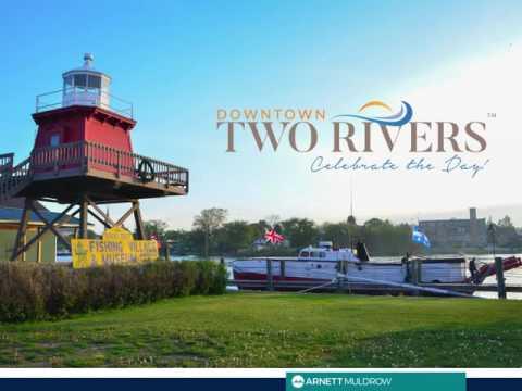 Two Rivers Main Street Branding Presentation