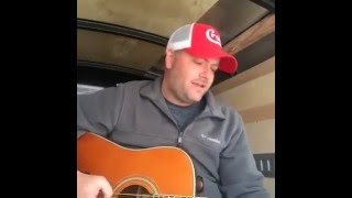 "Travis Marvin Tuesday Trailer Edition - original song called ""Pray"""