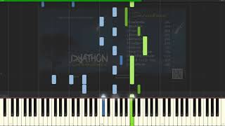 Download Video DYATHON - Solitude[Piano Tutorial] (Synthesia) MP3 3GP MP4