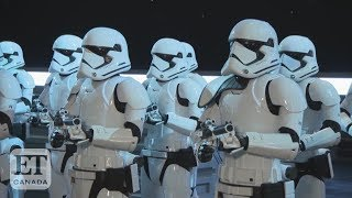 'Star Wars: Rise Of The Resistance' Opening At Walt Disney World