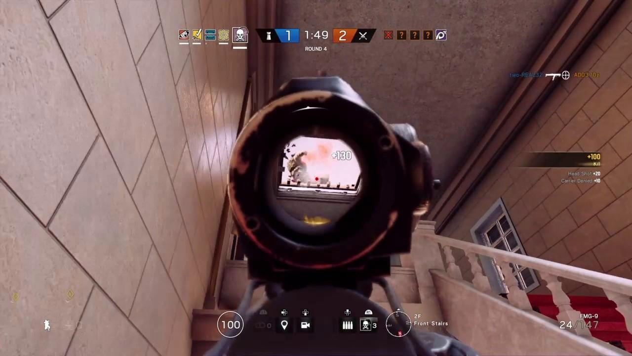 aim assist rainbow six siege