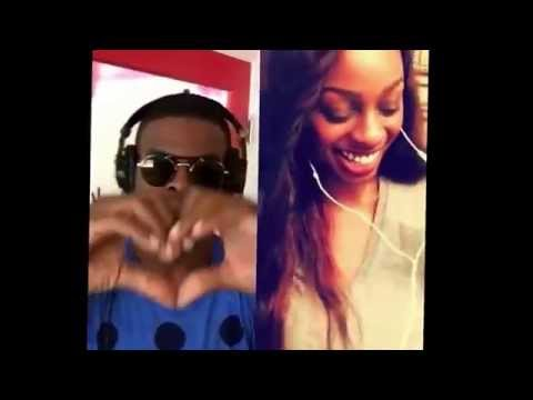 """Cover of """"Cheerleader"""" with the man OMI himself.. Via Smule. Hope you enjoy."""