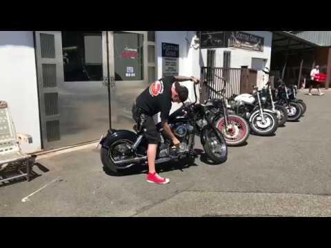 Kickstart Harley-Davidson Twincam with AMM-P1 ignition system