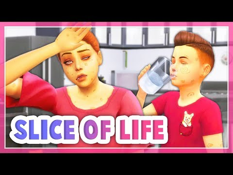 MEMORY & SICKNESS SYSTEM! TOOTHACHES, FLU, ALLERGIES + MORE | SLICE OF LIFE MOD UPDATE – THE SIMS 4