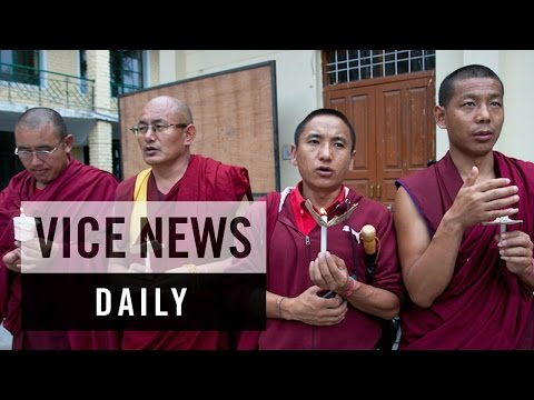 VICE News Daily: Tibetan Monk Dies in Chinese Prison