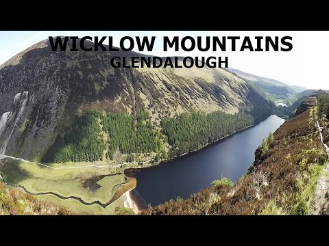 WICKLOW MOUNTAINS - GLENDALOUGH