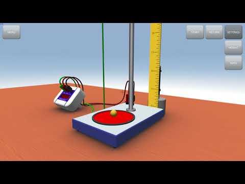 Virtual Lab Of Physics - Free Fall