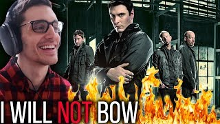 """Hip-Hop Head's FIRST TIME Hearing """"I Will Not Bow"""" by Breaking Benjamin"""