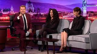 New clip of 'Fernando' by Cher - The Late Late Show with James Corden