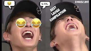Download Video BTS (방탄소년단) Jungkook (정국) - Best Laugh Compilation MP3 3GP MP4