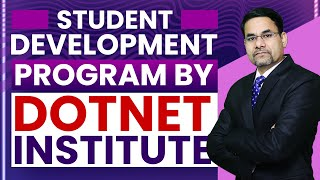 Student Development Program by DOT-NET | Interview Preparation | Skills Development | Personality