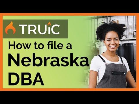 How to File a DBA in Nebraska - 3 Steps to Register a Nebraska DBA