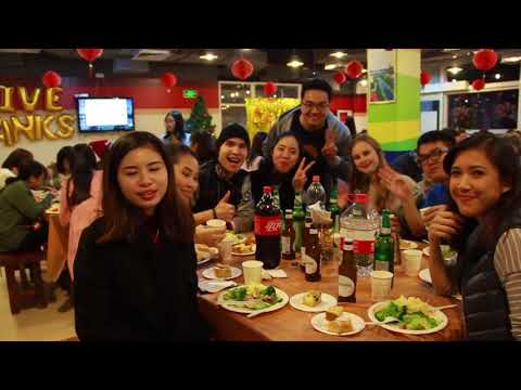 PKU Shenzhen 9th Annual Thanksgiving Dinner