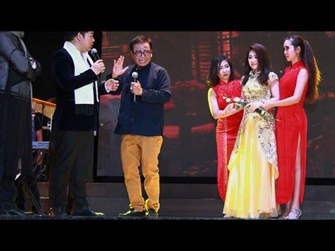 Lương Bích Hữu 梁碧好 hóa mù hát Mùa Thu Lá Bay | Liveshow Đối Nghịch Bolero 10.4.2016