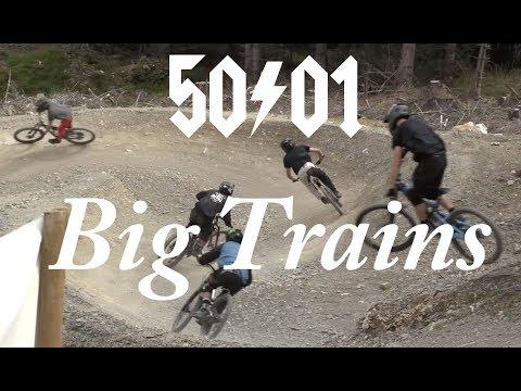 50to01 Big Train Weekend - BMCC and Revolution Bike Park