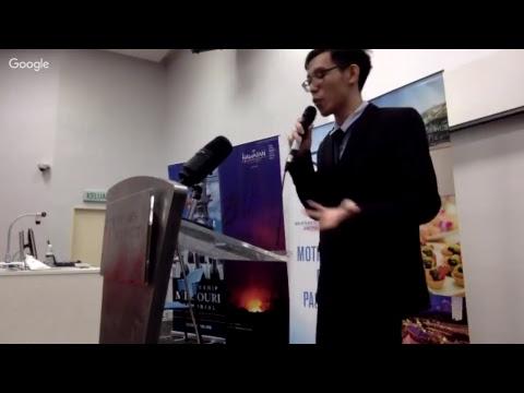 Malaysia World Schools Debating Championhip 2017 Grand Finals