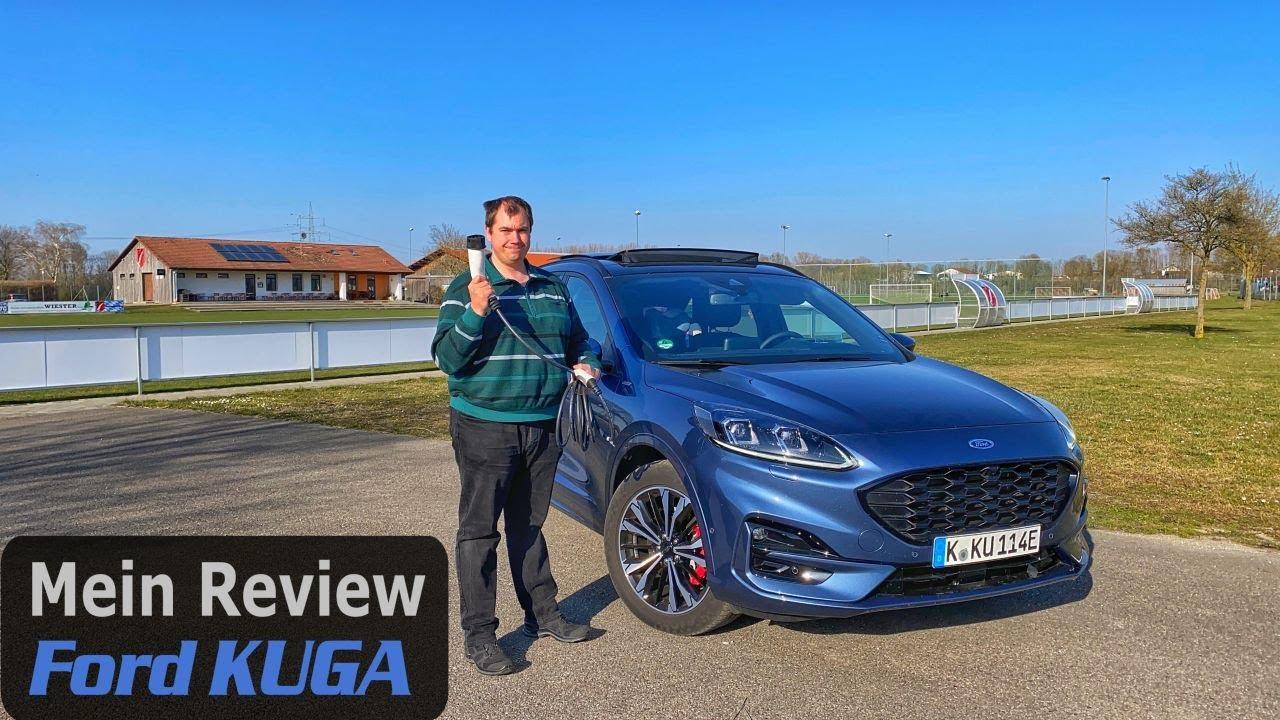2020 Ford Kuga 2 5 Plug In Hybrid Full Review Test Fahrbericht Strom Laden Youtube
