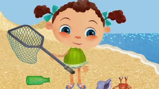 Franny's Feet 101 - Wonderful Woolies/A Home For Herman | Videos For Kids | Full Episode | HD