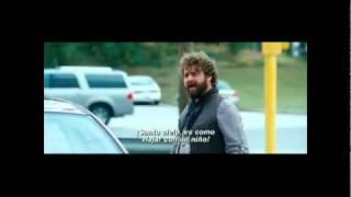 Due Date [Todo un Parto] [Salidos de Cuentas]  Trailer 2 Oficial subtitulado en español