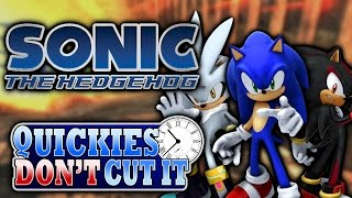 Sonic the Hedgehog (2006) Review - Quickies Don't Cut It