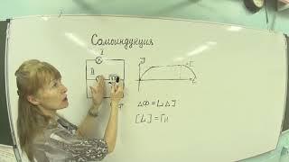 Физика Самоиндукция