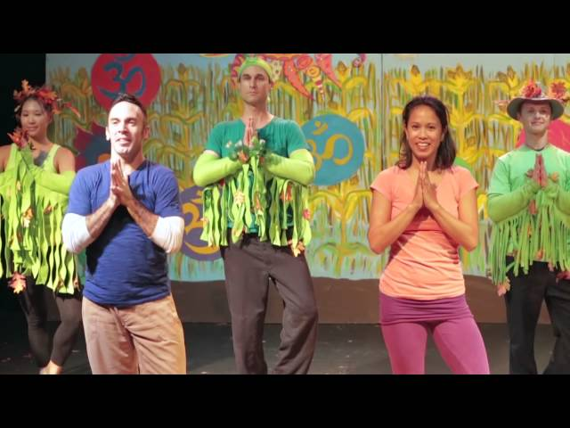 Wee Yogis Play: Tree Pose