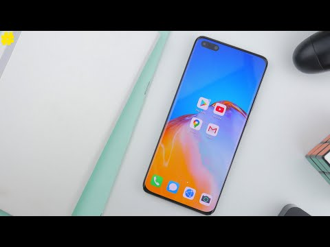 How to Get Google Play Services on the Huawei P40 Pro!