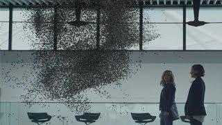 【宇哥】10分钟看完8.8高分科幻神剧《黑镜:国民公敌》百万只机械蜜蜂反噬人类,夺去数万人的生命!