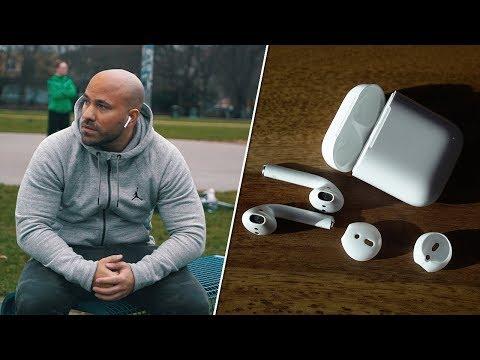 Apple Airpods - Meine BESTEN Kopfhörer? #2Review