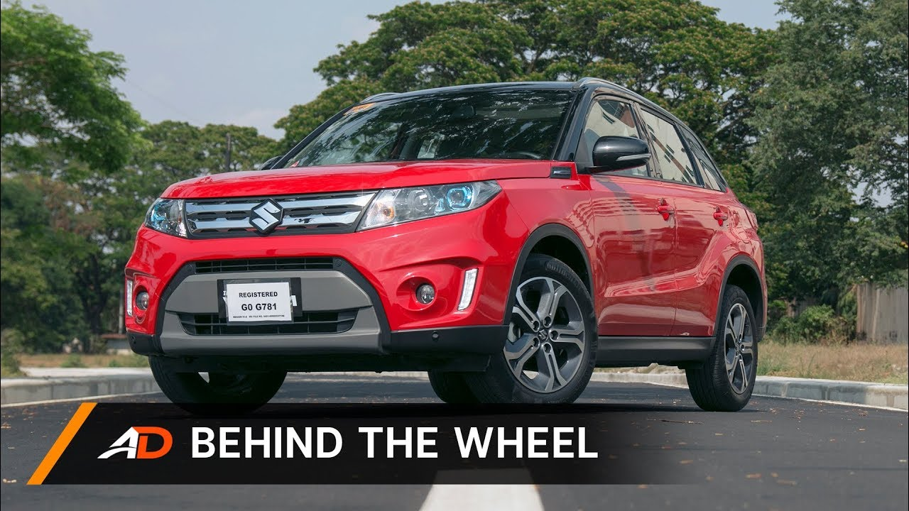 2018 Suzuki Vitara GLX Review - Behind the Wheel